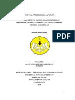Proposal Praktik Kerja Lapangan
