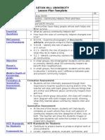 unit plan lesson 1