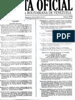 Gaceta40269 Decreto 474 y 475 Azucar