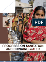 UNICEF - Progress Sanitation and Drinking Water