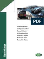 Range Rover P38 MY99 - Manual de Taller