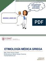 Etimología Médica Griega FINAL (10!3!2016)