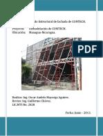Analisis Estructural de Fachada