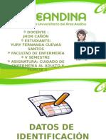 caso clinico Evento coronario.pptx