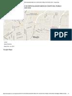 Centro de Especialidades Medicas Comite Del Pueblo Ponceano Iess - Google Maps