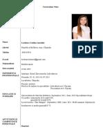 CV Luchian Cristihgjgvhjvjhna