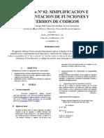 Informe Final 2 Sistemas Digitales