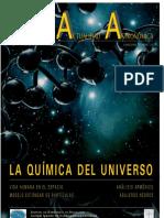 RevistaIAA-25-Jun2008 La Quimica Del Universo