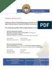 Parish-by-Parish Listing Eastern Vicariate