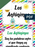 AntonimosSinonimosME