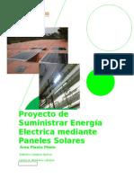Ensayo de Proyecto de Eficiencia Energetica