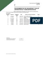 Normas y Procedimientos Seguridad-Contratistas