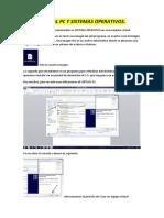 Virtual Pc y Sistemas Operativos