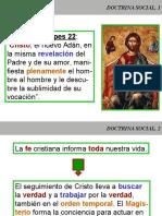 Curso de Doctrina Social de La Iglesia 01 Doctrina Social