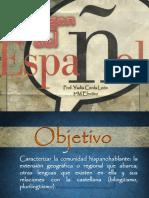 3_MElectivo_Origen Del Español_Prof. Yadia Cerda