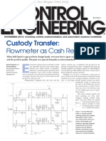 Custody Transfer - Flowmeter as Cash Register[1]