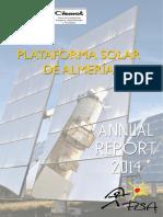 PSA Annual Report 2014