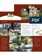 Rivertown Landscaping Brochure 2