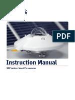 KippZonen Manual Smart Pyranometers