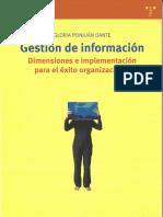 _Gestión de informacion