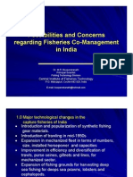 Boopendranath Fisheries Co-management 2008