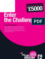 If we can you can challenge entry form