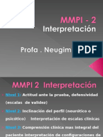 MMPI Interpretacppt