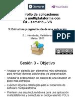 Desarrollo de apps móviles con C#-Xamarin-VS - S3