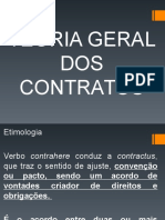 Aula 7 - Teoria Geral Dos Contratos