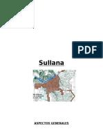 Sullana plan de desarrollo urbano