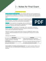 EDUC 240 Notes