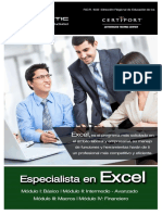 1.Especialista en Excel