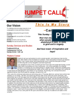 Trumpet Call 2016-4-10