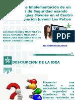 Proyecto Camaras Etapa Practica