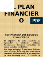 El Plan Financiero