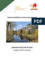 Brochure Nijenheim 3225 Te Zeist