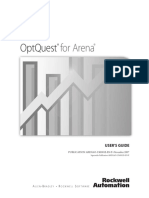 Arena OptQuest User's Guide