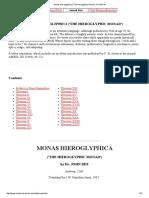 MONAS HIEROGLYPHICA  by Dr. JOHN DEE  Translated by J.W. Hamilton-Jones, 1947..pdf