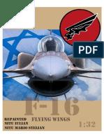 F-16a Israel Flying Wings