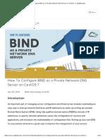 How to Configure BIND as a Private Network DNS Server on CentOS 7 _ DigitalOcean