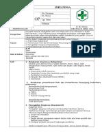 Format Sop Teknis Influensa Pemda 2016
