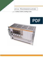 Johansson QPSK-COFDM Transmodulator (32_program)