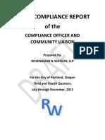 COCL Compliance Assessment Q3-Q4 2015-2