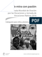 Catequesis vocacional
