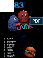 Digital Booklet - Junk