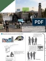 TRACES de Marseille Provence 2013 - Scenario d'usage