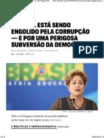 Brasil está sendo Engolido pela Corrupção — e por uma Perigosa Subversão da Democracia.pdf