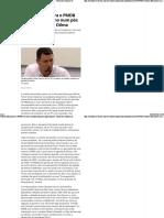 Cenário difícil para o PMDB executar seu plano num pós impeachment - Jornal do Commercio.pdf