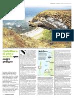 Quirilluca – La Playa Secreta Que Corre Peligro