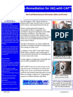 BioFuel Manufacturer Case Study